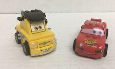 2x LEGO Disney Cars - Lightening Mqueen & Luigi NOT COMPLETE