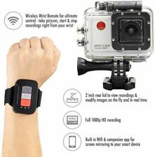 XtremePro 4K Ultra Hd WiFi Sports Camera with Remote and Dual Screens