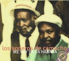 Los Soneros de Camacho Me Voy Pa' La Habana     BRAND  NEW SEALED  CD