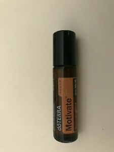 Doterra Motivate Touch Oil 10mL New Sealed FREE SHIPPING Exp 2023