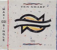 Ten Sharp Maxi CD You - Holland (EX+/EX+)