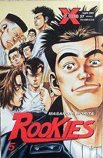 STAR COMICS MANGA ROOKIES N.5 OTTIMO