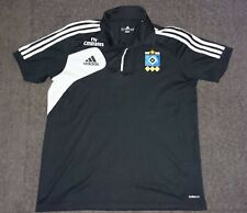 HSV Hamburger SV Polo Shirt Trikot Training Trainingsshirt L 4