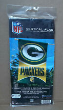 Green Bay Packers Vertical Flag - NFL -- yard banner / man cave --- NEW