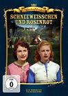 BLANCHE-NEIGE et & ROSE-ROUGE Conte de fées Klassiker 1955 DVD RFA Neuf