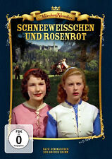Snow-White and & Rose-Red Fairy Tale Classics 1955 DVD W Germany NEW