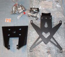 kit support de plaque alu anodisé DPM YAMAHA XJ6 N / S 2009/2014 R-0658 neuf