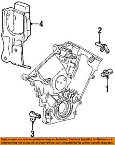 FORD OEM 1998 Taurus-Ignition Coil F6DZ12029EA