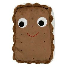 "Yummy World Sandy Ice Cream Sandwich Pillow 10"" Plush Toy"