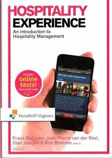 Hospitality Experience: an introduction to hospitality management by Blomme, Rob