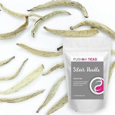 Silver Needle White Tea - Organic - Fujian Loose Leaf - Fusion Teas