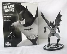 BOB KANE BATMAN BLACK & WHITE STATUE: MINT IN BOX, 1st EDITION