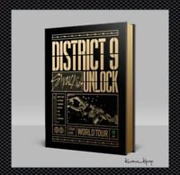 Stray Kids World Tour 'District 9 : Unlock' in SEOUL DVD -KPOP SEALED+TRACKING