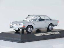 Scale model car 1:43 GLAS(BMW) 2600 V8, 1967 (silver)