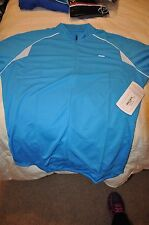 SUGOI Neo Cycling Jersey Womens Large NWT Sky BLue