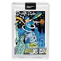 TOPPS PROJECT 2020 LTD Derek Jeter Baseball Card #107 by Ermsy *presale*