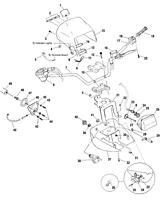 """Polaris SPEEDOMETER 3"""" ATV ASM. 3280326 New OEM"""