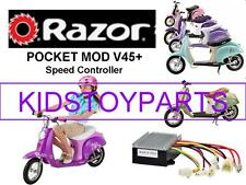 NEW! Razor POCKET MOD SCOOTER V45+ ESC (ELECTRONIC SPEED CONTROLLER)