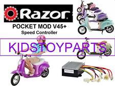 NEW! Razor POCKET MOD SCOOTER V45+ ESC (ELECTRONIC SPEED CONTROLLER)