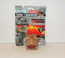 2018 RADZ JURASSIC WORLD CANDY & DISPENSER SINGLE LOOSE T-REX L@@K