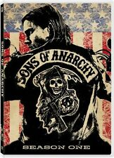 Sons of Anarchy: Season One [4 Discs] (2009, DVD NIEUW)4 DISC SET