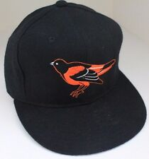 BRAND NEW Baltimore Orioles Fitted New Era Cap CLASSIC HAT Sizes 6 5/8 & 6 3/4