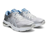 Asics Mens Gel-Kayano 26 Running Shoes Trainers Sneakers Silver Sports