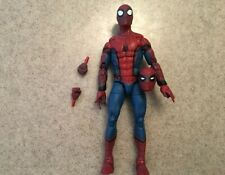 Marvel Legends Spider-Man Homecoming Tech-suit Spider-Man Vulture BAF Wave