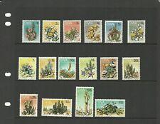 Africa Sud Occidentale sg241-256 succulents SET MNH