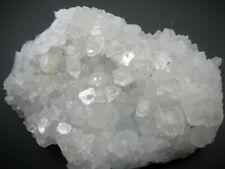 Display Quality Apophyllite (Fluorapophyllite) On Zeolite, 146 Grams