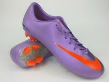 Nike Mens Mercurial Miracle FG Soccer Cleats 396131-584 Purple Size 10.5