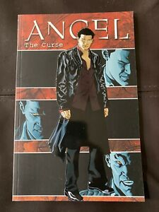 IDW - ANGEL: THE CURSE - TPB - Brand new never read.