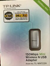 TP-LINK 150 Mbps Mini Wireless N USB Adapter