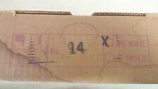 "JUNO 14B-WH NEW IN BOX 4""  BLACK BAFFLE WHITE TRIM SEE PICS #B77"