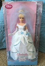 "Disney Cinderella Once Upon a Wedding 12"" Doll VERY RARE"