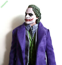 HOT TOYS AUTHENTIC DX-11 BATMAN THE DARK KNIGHT TDK JOKER HEATH LEDGER 1/6 MISB