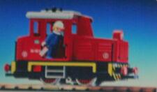 Playmobil - Pièce-de-rechange-Train LGB locomotive - 4050