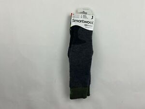 Smartwool Mens PhD Hunt Heavy Crew Socks L Black
