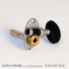 Schertler CHITARRA sintonizzatori MACCHINA teste Luthier EBONY Peg
