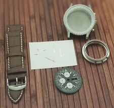 MILITARY WATCH KIT FOR ETA VALJOUX 7750 SWISS MADE AUTOMATIC MOVEMENT