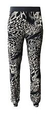 New Ladies Floral Paisley Printed Hareem Ali Baba 2 Pocket Trousers Pants