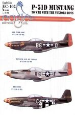 Eagle CAL 1/48 North American p-51d Mustang 357th FG PT 2 #4810