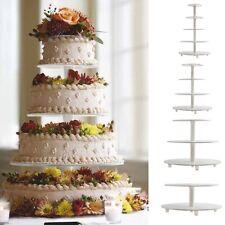 Etagere Tortenständer 1 bis 5 stöckig Hochzeitstorte Hochzeitstortenständer weiß