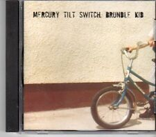 (DV736) Mercury Tilt Switch, Brunble Kid - 2002 CD