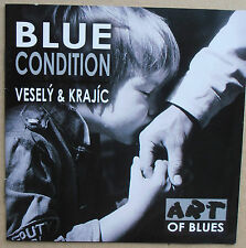 Blue Condition - Vesely & Kryjic - Art of Blues - 2 CDs