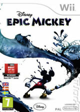 Disney: Epic Mickey (Wii) VideoGames