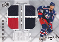 09-10 Black Diamond Derick Brassard Quad Jersey 2009