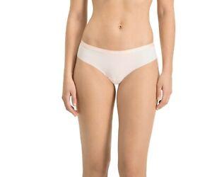 Puma Seamless Hipster Briefs (2 Pk)  Sizes S M L XL  Colour:White  Rose Dust