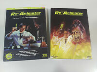 Re-Animator H P Lovecraft´s Edicion Especial 3 x DVD Brian Yuzna Español English