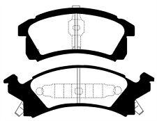 Disc Brake Pad Set-EBC Redstuff Ceramic Low Dust Disc Brake Pad Front EBC Brake